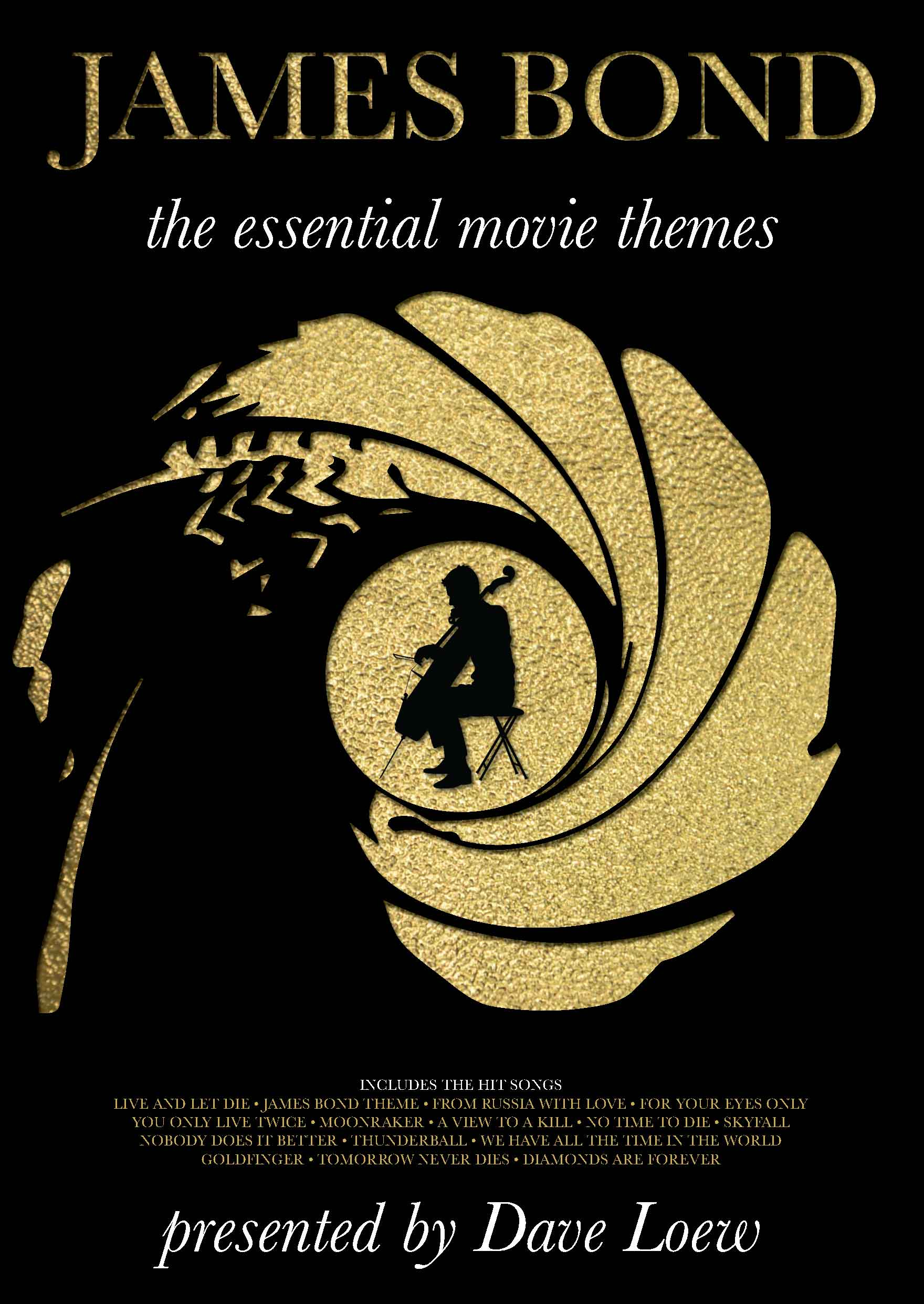 James Bond – The Essential Movie Themes poster